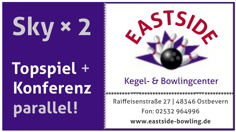 Eastside Kegel- und Bowlingcenter