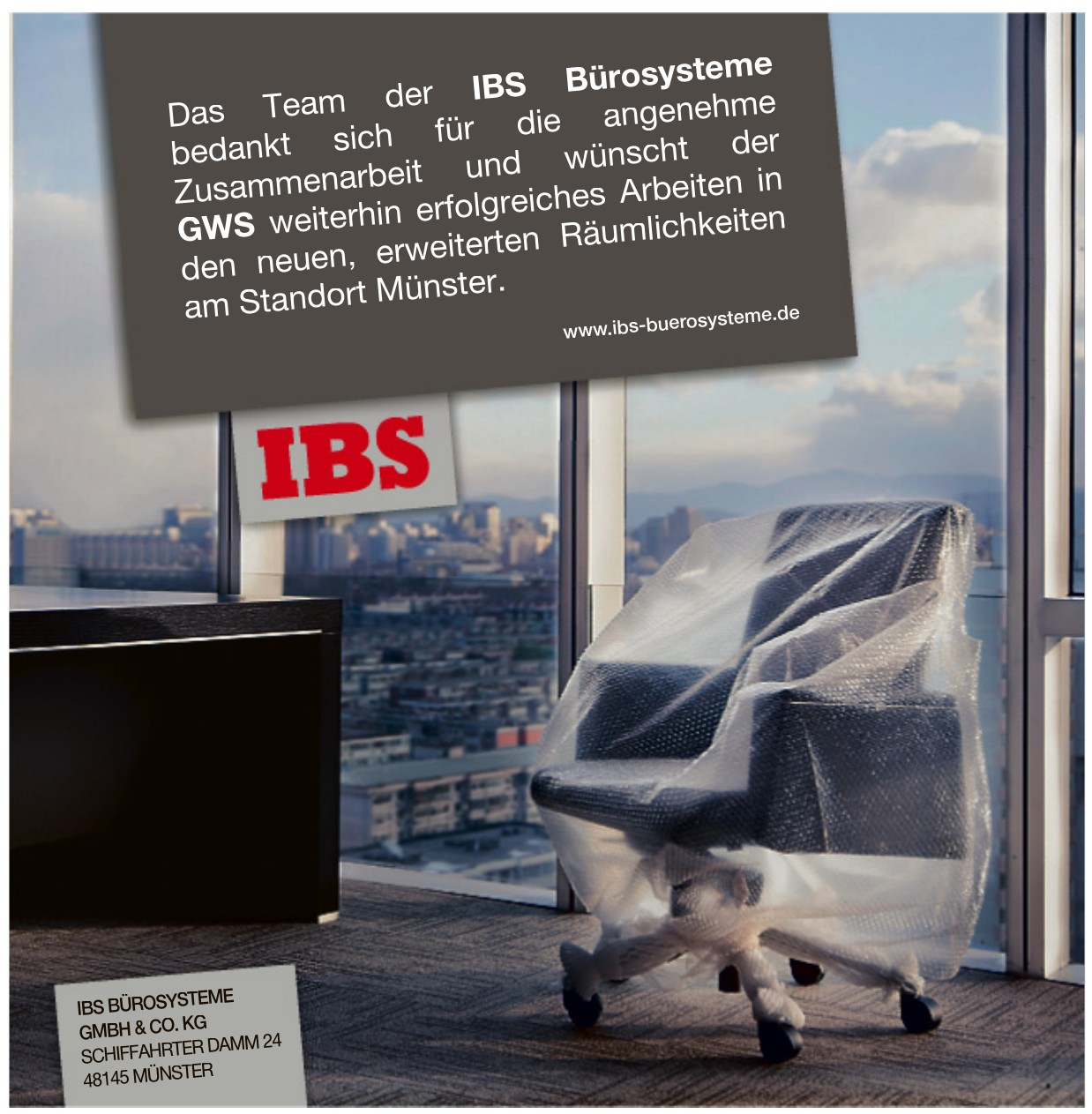 IBS Bürosysteme Karl Isfort GmbH & Co. KG
