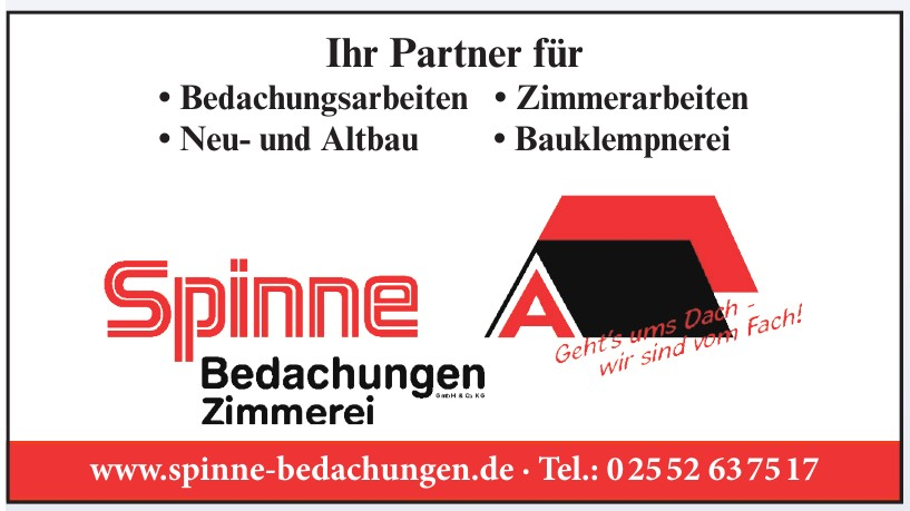 Spinne Bedachungen GmbH & Co. KG