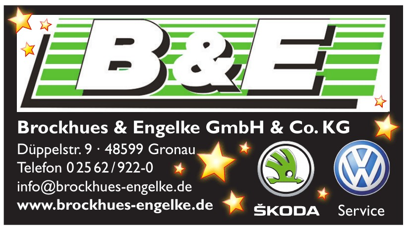 Brockhues & Engelke GmbH & Co. KG